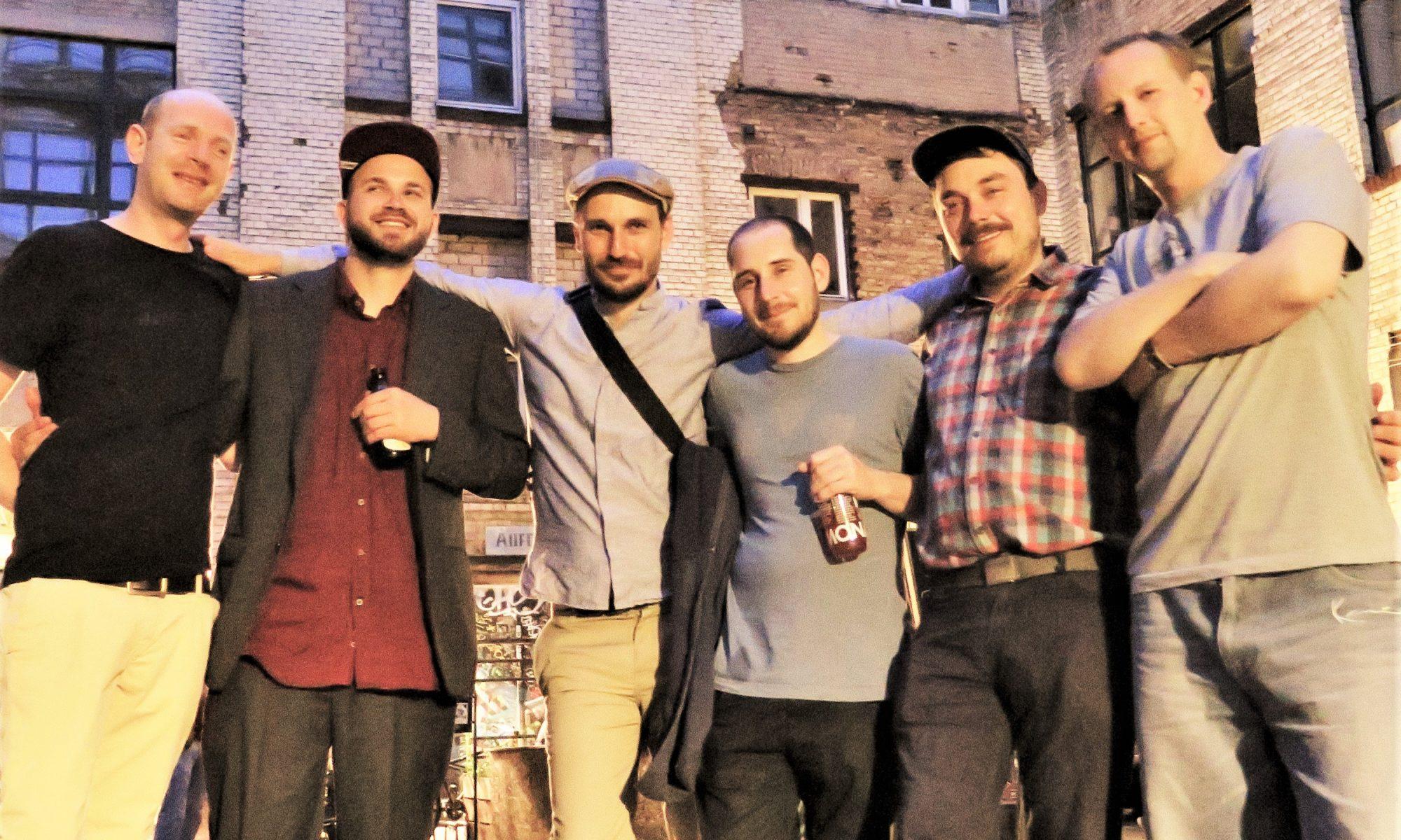 Beat Kollektiv: Markus Tone, Lucky Loop, Soulix, Marian Tone, Miko, Selfmade